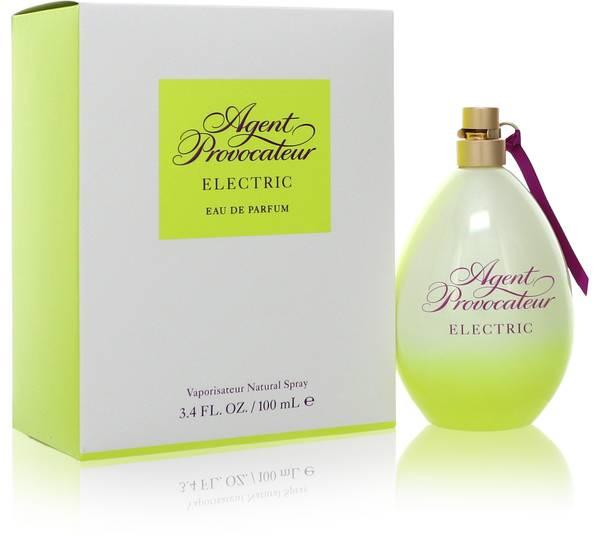 Agent Provocateur Electric Perfume