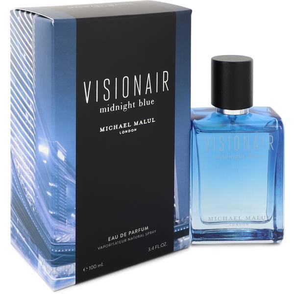 Visionair Midnight Blue Cologne