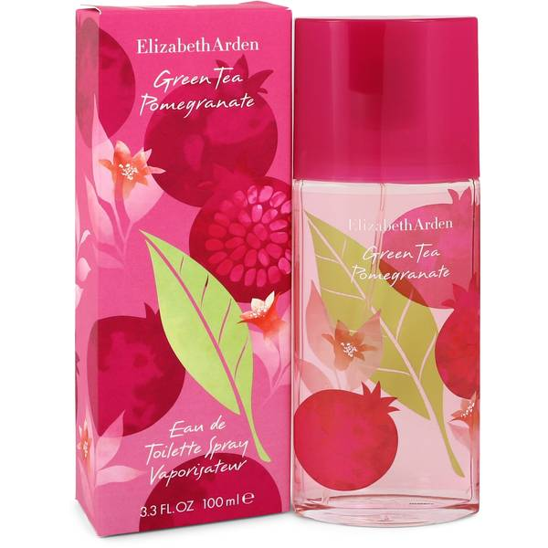 Green Tea Pomegranate Perfume