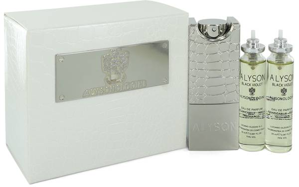 Alyson Oldoini Black Violet Perfume