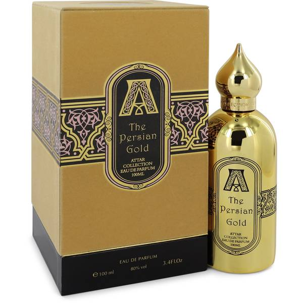 The Persian Gold Cologne by Attar Collection