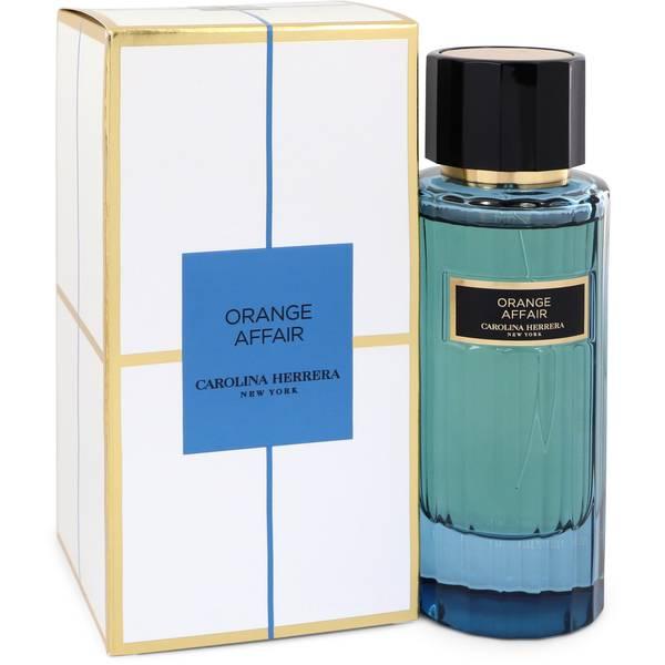 Orange Affair Perfume