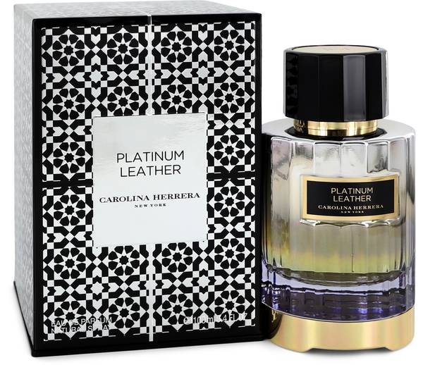 Platinum Leather Perfume