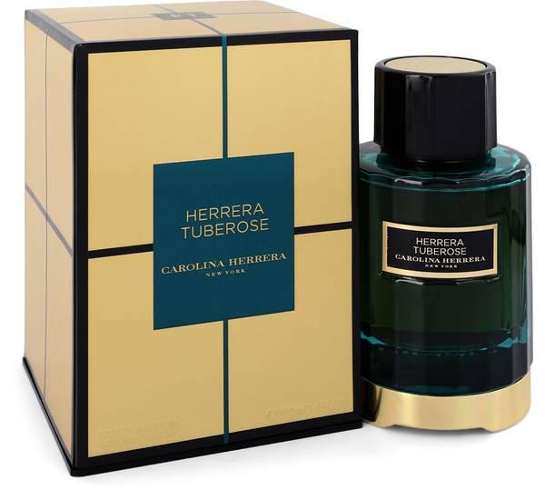Herrera Tuberose Perfume