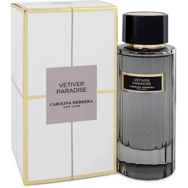 Vetiver Paradise Perfume by Carolina Herrera