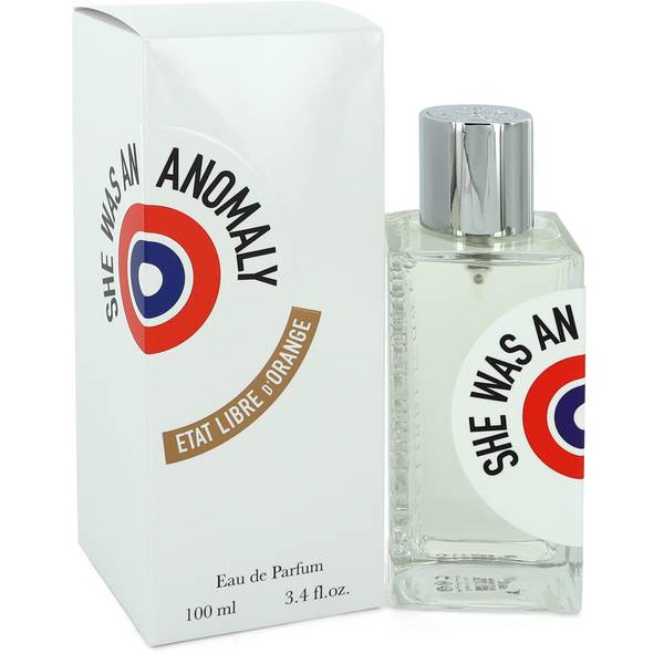 She Was An Anomaly Perfume by Etat Libre d'Orange