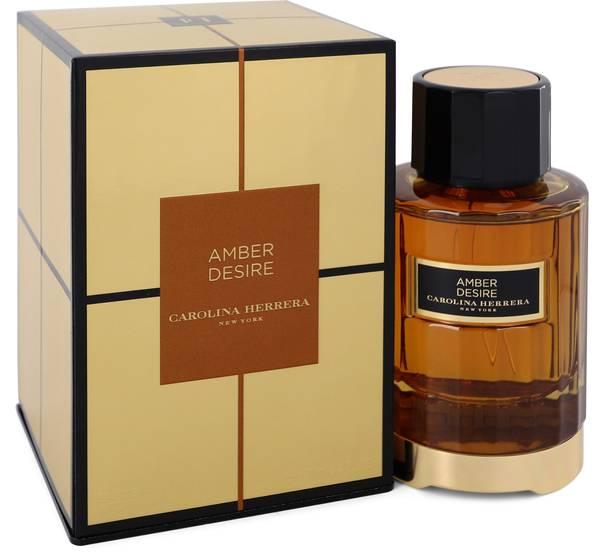 Amber Desire Perfume