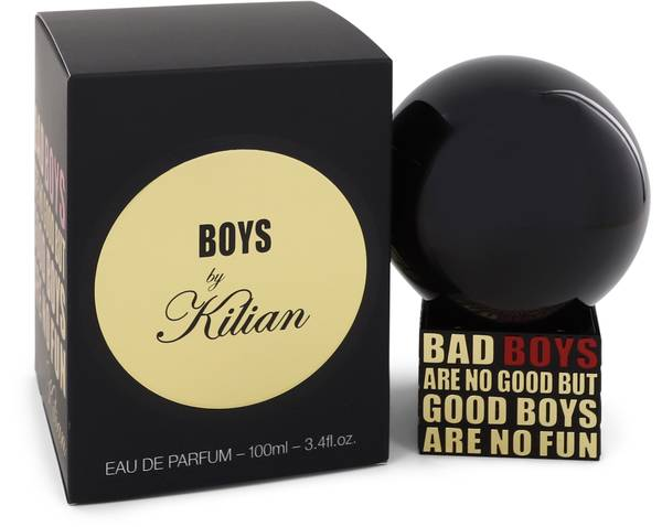 Bad Boys Are No Good But Good Boys Are No Fun Cologne
