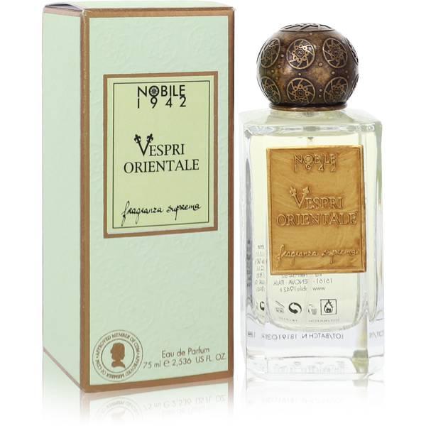 Vespri Orientale Perfume
