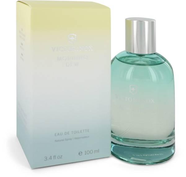 Swiss Army Morning Dew Perfume by Victorinox