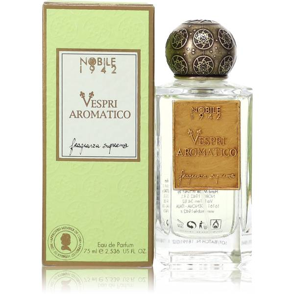 Vespri Aromatico Perfume by Nobile 1942