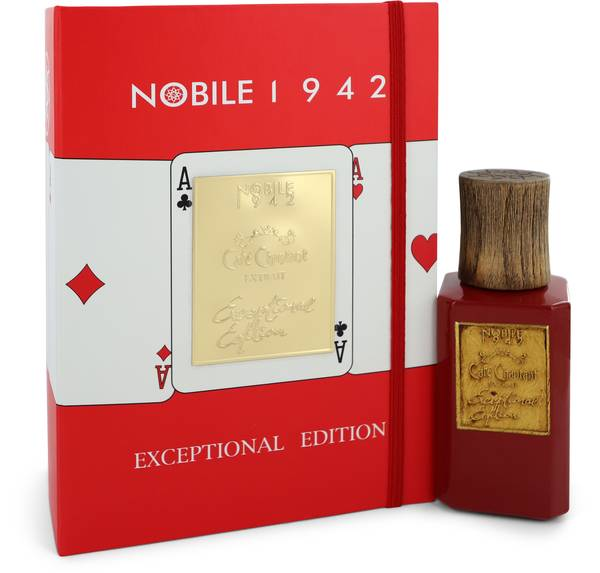 Cafe Chantant Exceptional Edition Perfume