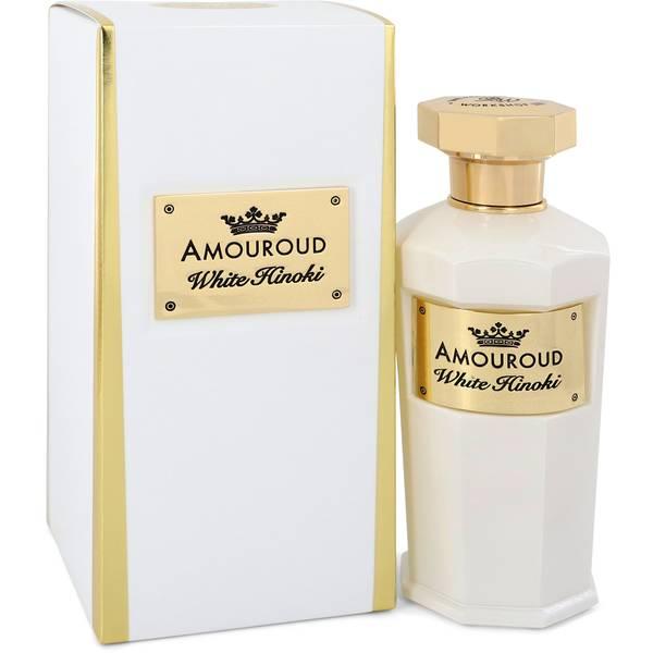 White Hinoki Perfume