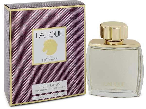 Lalique Equus Cologne