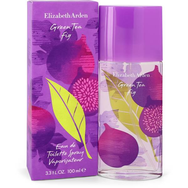 Green Tea Fig Perfume