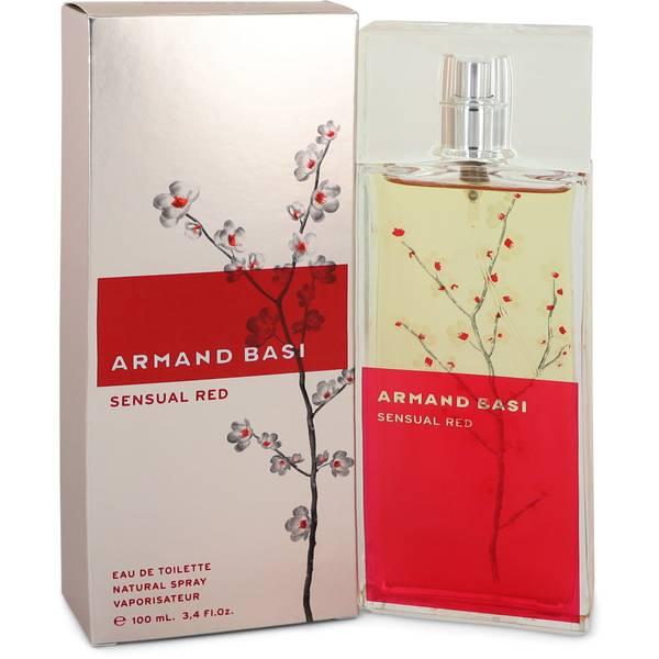 Armand Basi Sensual Red Perfume