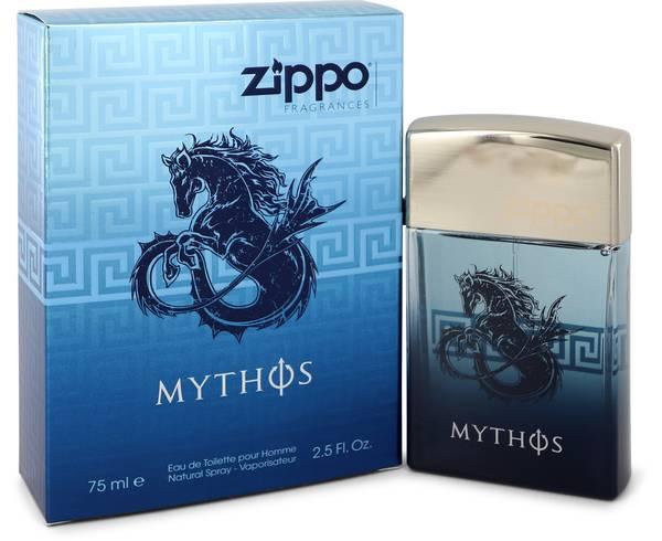 Zippo Mythos Cologne by Zippo