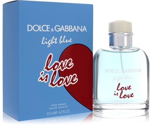 Light Blue Love Is Love Cologne