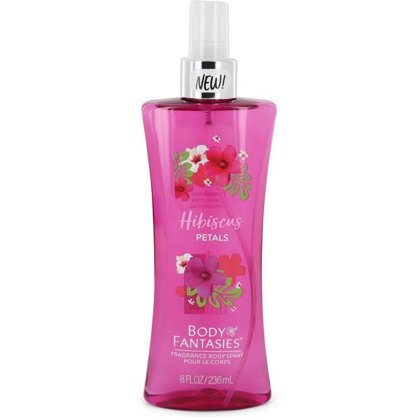 Body Fantasies Hibiscus Petals Perfume