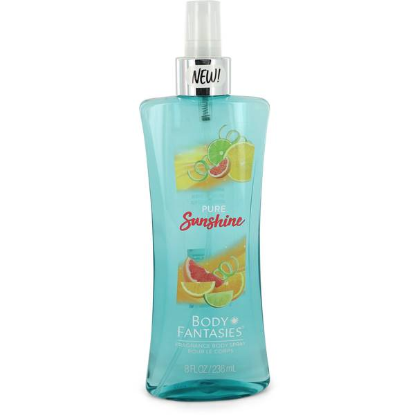 Body Fantasies Pure Sunshine Perfume
