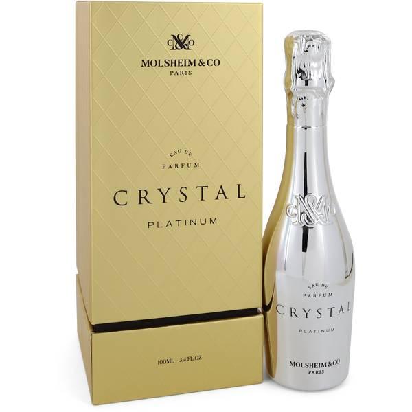 Crystal Platinum Perfume