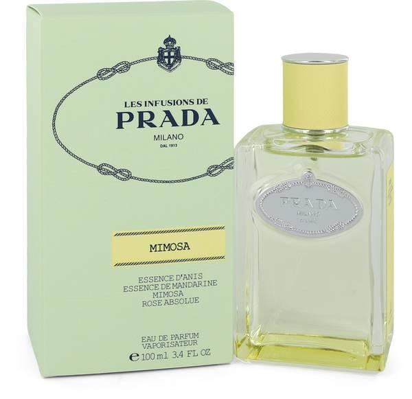 Prada Les Infusions De Mimosa Perfume by Prada