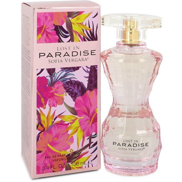 Sofia Vergara Lost In Paradise Perfume by Sofia Vergara