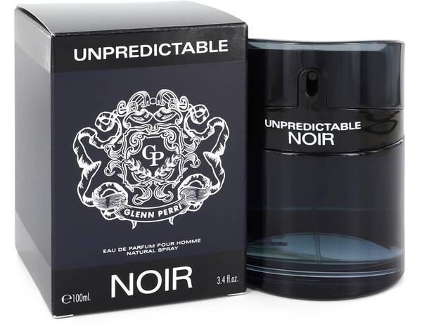 Unpredictable Noir Cologne