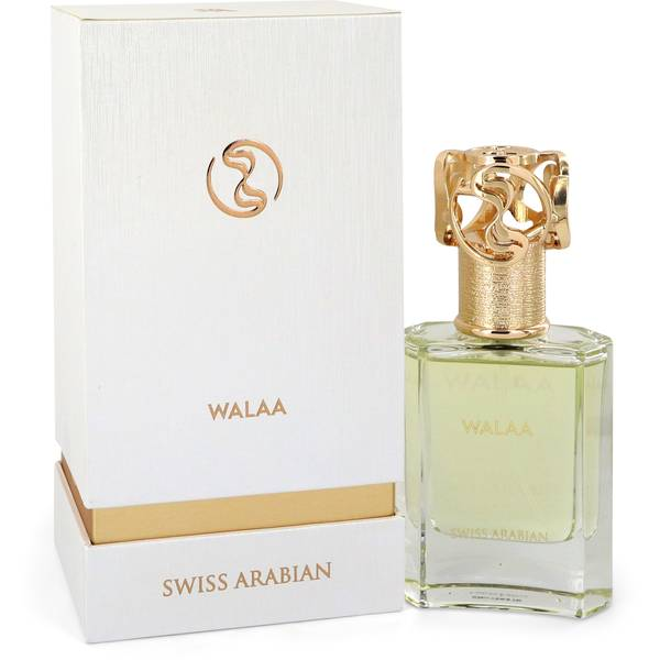 Swiss Arabian Walaa Cologne