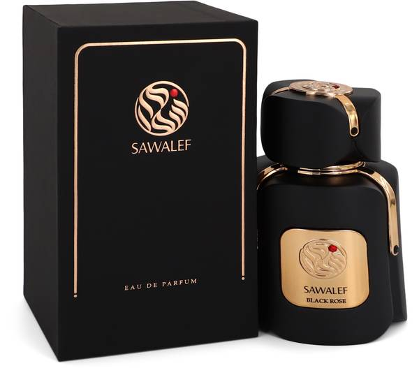 Sawalef Black Rose Perfume