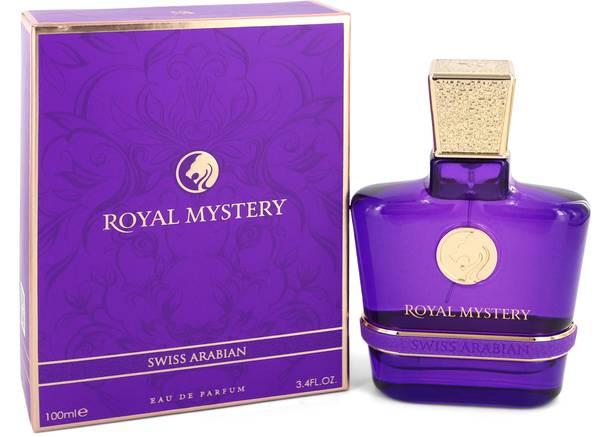 Royal Mystery Perfume by Swiss Arabian