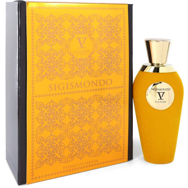 Sigismondo V Perfume by Canto