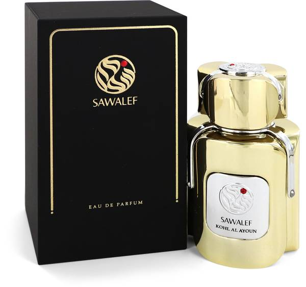 Kohl Al Ayoun Perfume by Sawalef