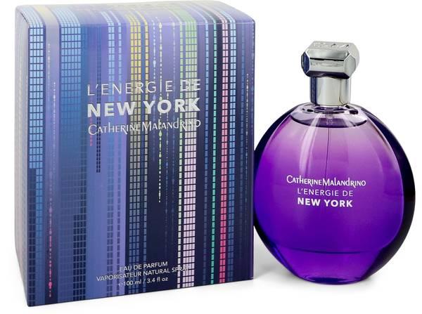 L'energie De New York Perfume