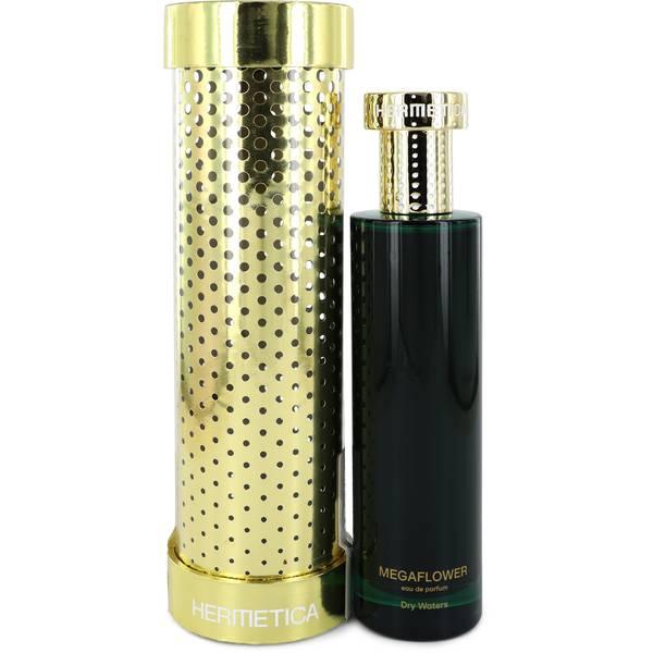 Dry Waters Megaflower Perfume by Hermetica