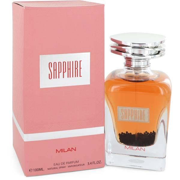 Sapphire Milan Perfume by Milan Parfums