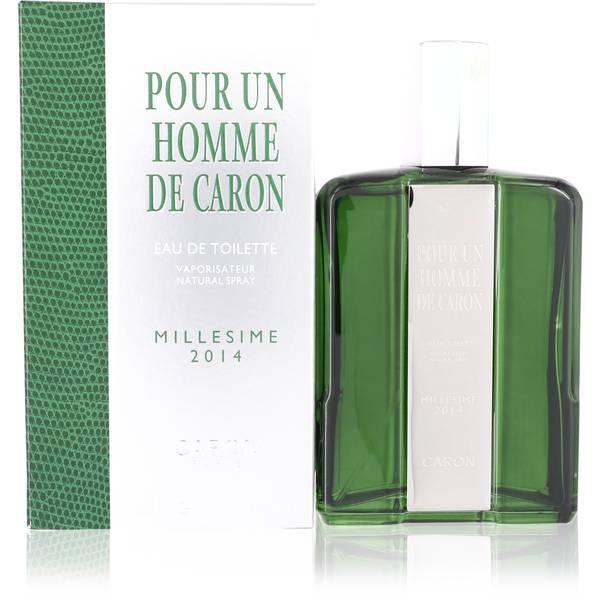 Caron Pour Homme Millesime 2014 Cologne