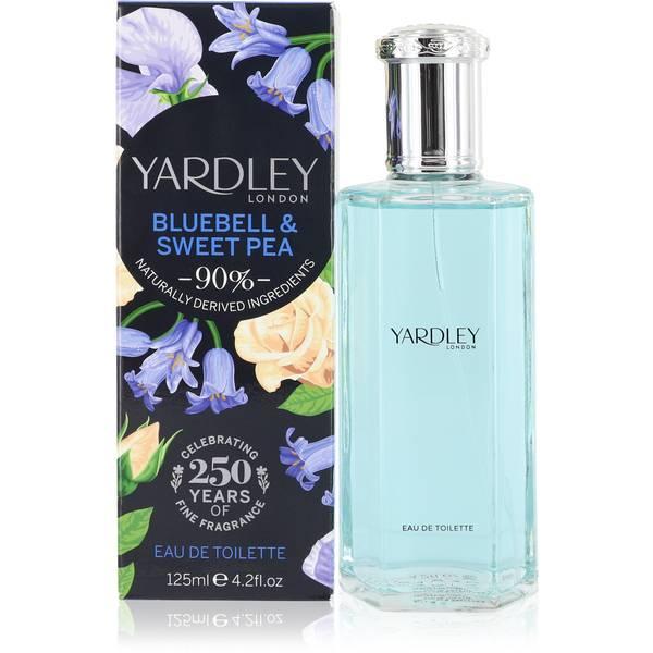 Yardley Bluebell & Sweet Pea Perfume