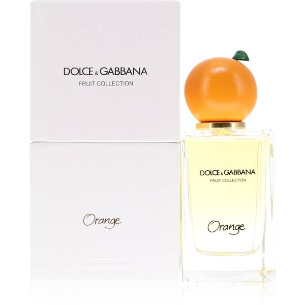 Dolce & Gabbana Fruit Orange Perfume