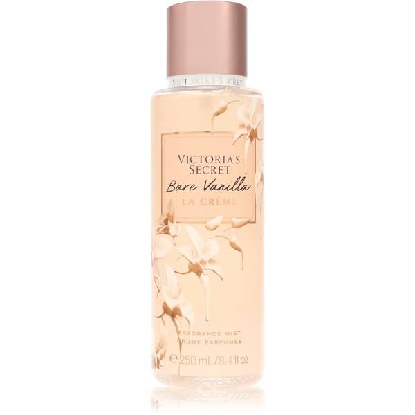 Victoria's Secret Bare Vanilla La Creme Perfume