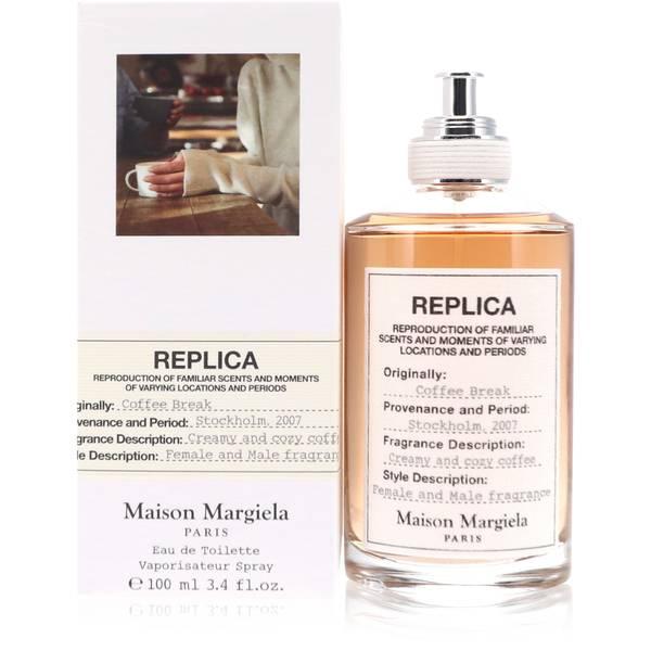 Replica Coffee Break Perfume by Maison Margiela