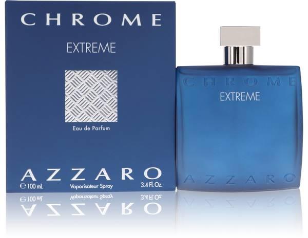 Chrome Extreme Cologne