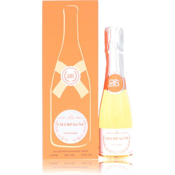 Champagne Pour Femme Perfume