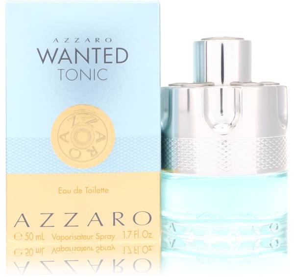 Azzaro Wanted Tonic Cologne