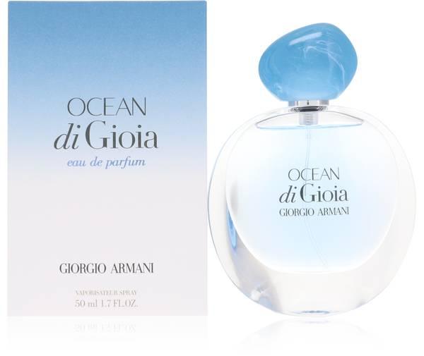 Ocean Di Gioia Perfume by Giorgio Armani