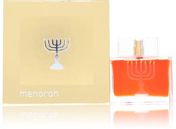 Cosmeluxe Menorah Perfume