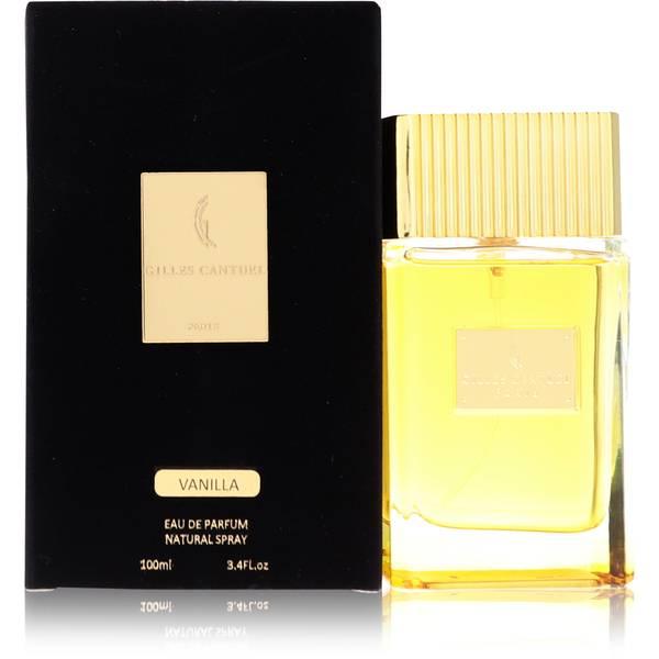 Gilles Cantuel Vanilla Perfume