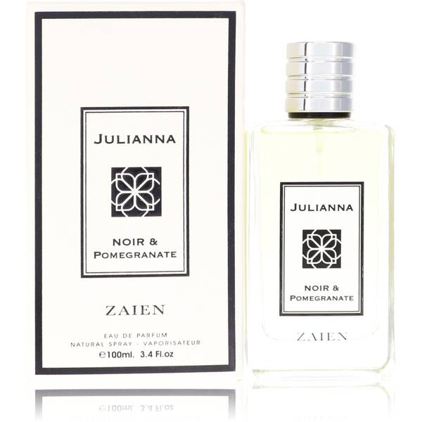 Julianna Noir & Pomegranate Perfume
