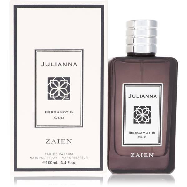Julianna Bergamot & Oud Perfume
