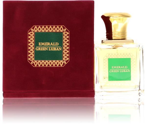 Emerald Green Luban Cologne